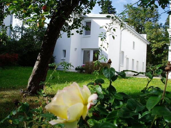 Bild: Gartenhaus Brunnenstraße