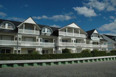 Bild:  Hafenidyll 12, Fewo (2 Bäder) mit Hafenblick