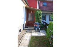 Bild: Ferienzimmer Gartenblick  Zinnowitz