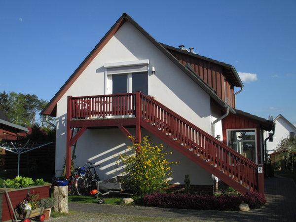 """Bild: Haus  """"Windrose"""" am Küstenwald"""