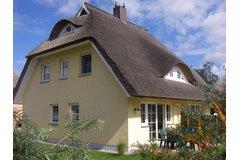 """Bild: Ferienhaus """"Unterm Reetdach"""""""