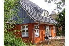 """Bild: """"Haus am Boddenufer"""""""