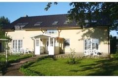 Bild: Romantisches Landhaus am Bodden, vor Zingst