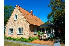 Bild: Ferienhaus  mit Wasserblick - ideal für Allergiker