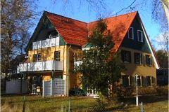 Bild: Haus auf dem Reff
