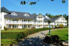 Bild: Ferienwohnungen am Binzer Strand   4 Sterne Anlage