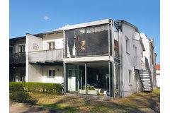 Bild: Gartenhaus Belvedere