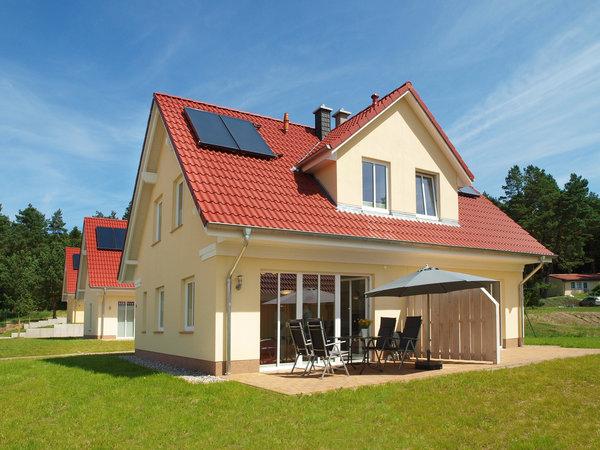 Bild: Ferienhaus Viola in Korswandt