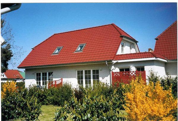 Bild: Ferienhaus Ostseestern mit Sauna/Whirlpool