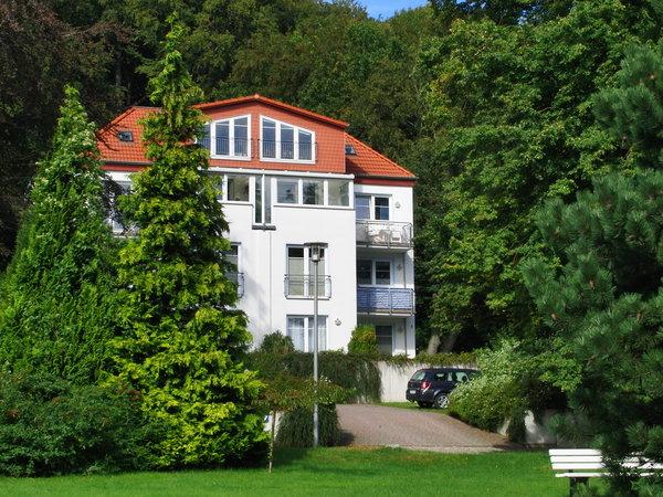 Bild: Villa Tizian Ferienwohnung Ostseeperle