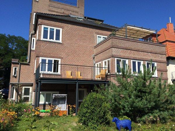 Bild: Haus Röper, 100 m zum Strand, PKW-Stell. gratis