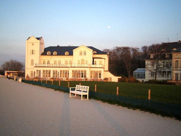 Bild: Ferienwohnungen Heiligendamm - Haus Bischofsstab