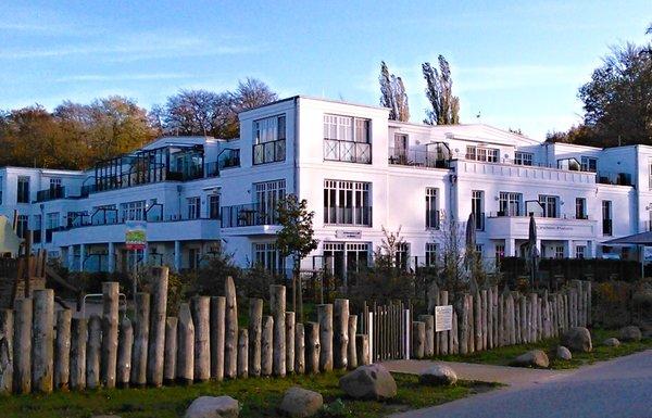 Bild: Strandresidenz Heiligendamm - direkt am Meer