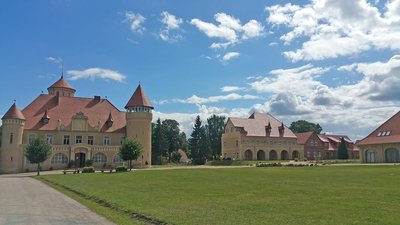 Bild: Apartments Remise am Schloss Stolpe Usedom