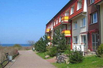 """Bild: Ferienwohnung """"Morgensonne"""" direkt am Strand"""