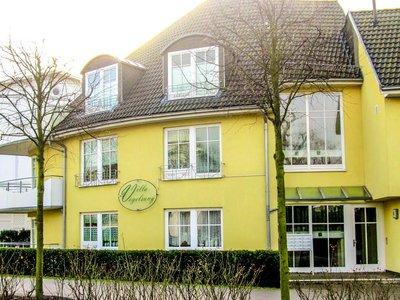 Bild: Villa Vogelsang im OSTSEEBAD BINZ auf Rügen