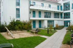 Bild: Ferienwohnungen in der Villa Sanssouci