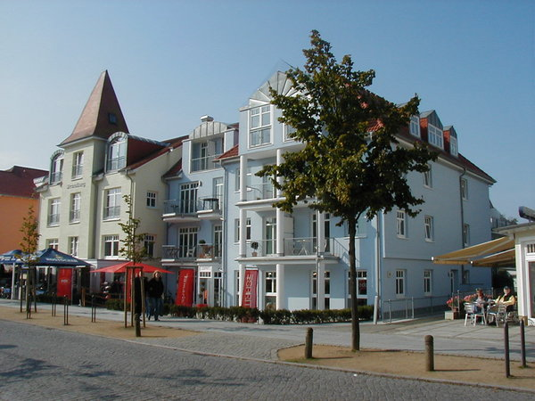 Bild: Ferienwohnungen Strandburg Möwennest