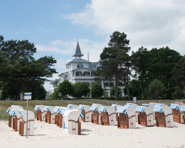 Bild: Villa Seeblick & Strandhaus Seeblick Binz
