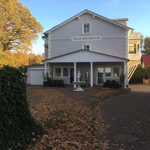 Bild: Ferienwohnung Villa Waldblick
