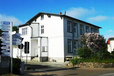 """Bild: Villa """"Wunna"""" zentral im Ostseebad Göhren"""