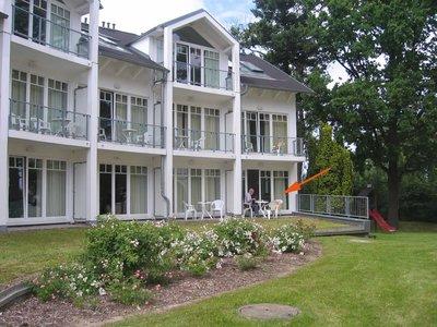 Bild: Appartementanlage Villa Granitz Wg. 28