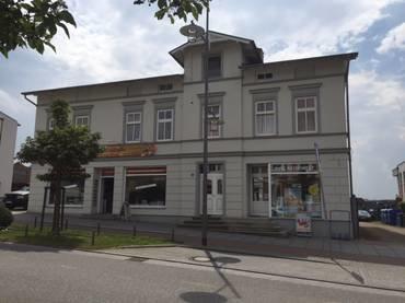 Bild: Fewo im historischen Stadthaus