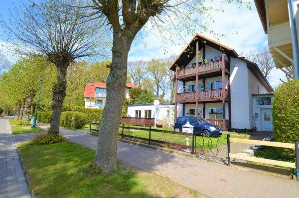 Bild: Ferienwohnung Schumacher - 300 m bis zur Ostsee