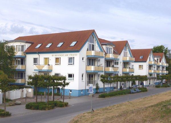 """Bild: Appartement """"Morgensonne"""", Residenz am Strand"""