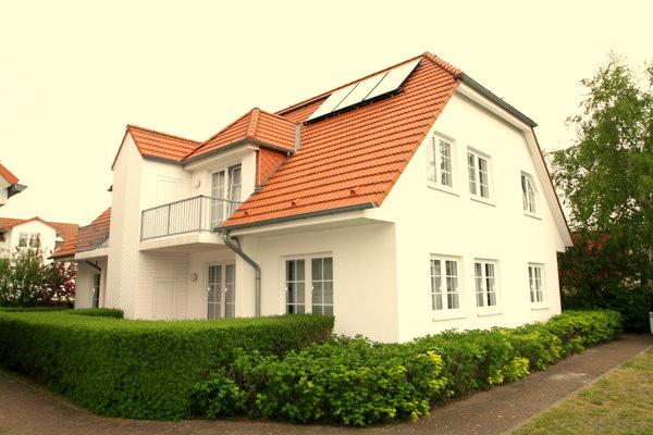 Bild: Ferienwohnungen Lotsenberg Thiessow Haus A