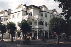 """Bild: Ferienwohnung Nr. 8 in der """"Villa Laetitia"""""""