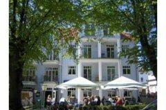 Bild: Ferienwohnung Strandmuschel / Villa Strandburg