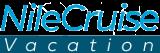 nile cruise vacation logo