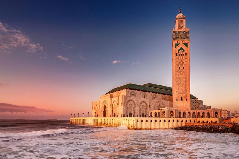 Casablanca attractions