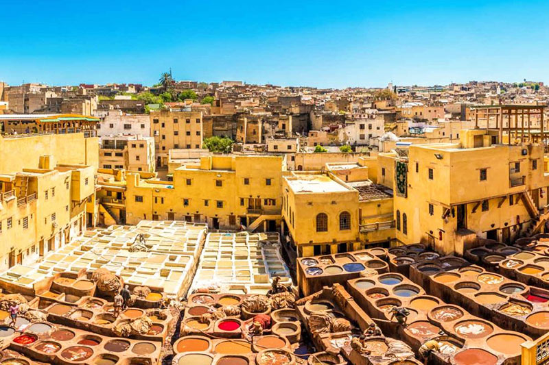 Fez attractions