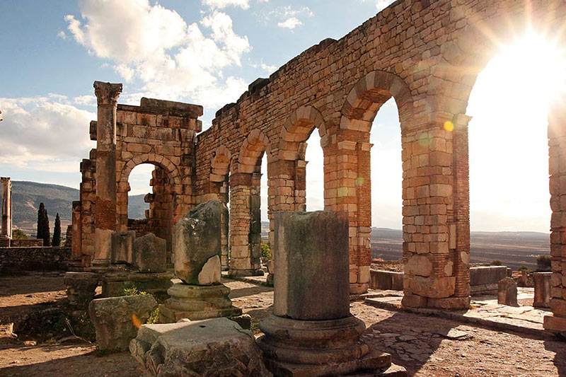Volubilis Ruins, Morocco
