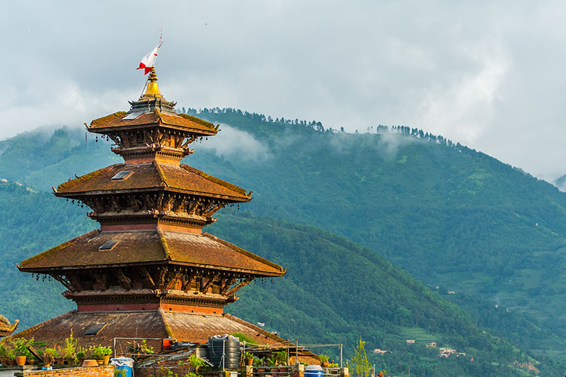 Attraction in Nepal