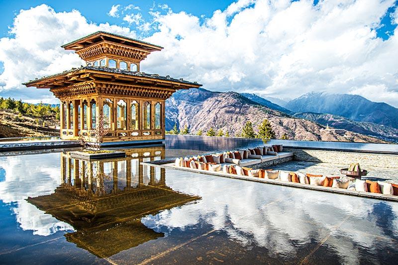 Thimpu Resting Area