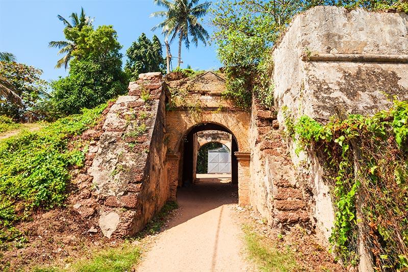 Negombo Duthx Fort