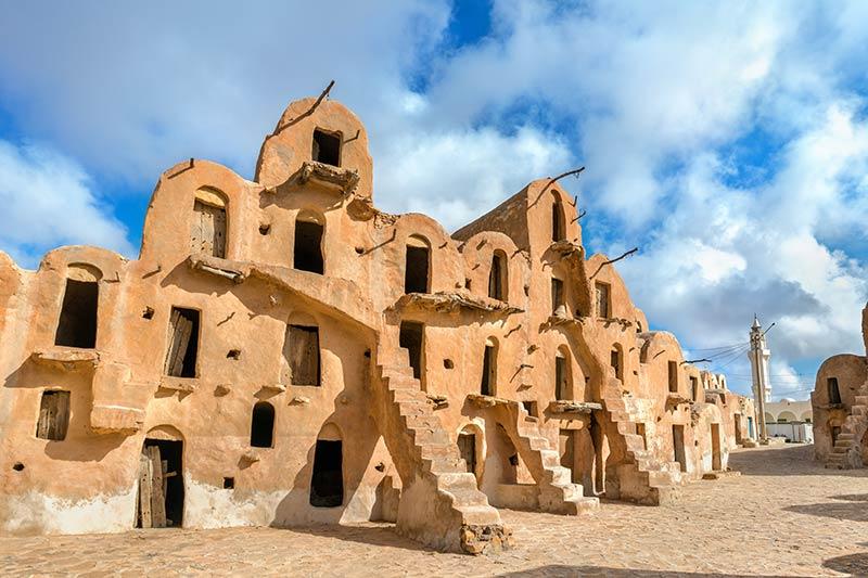 Attractions of Tunisia