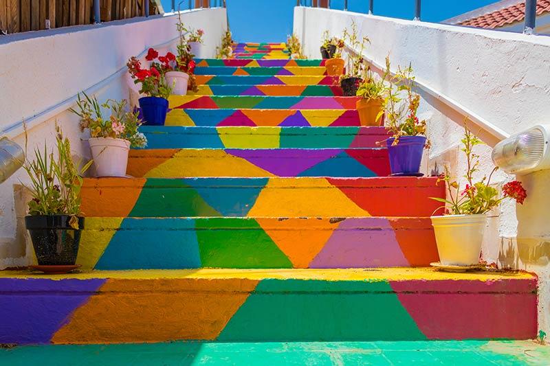 Tunisia streets