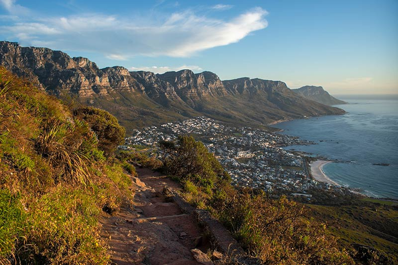 Cape in South Africa