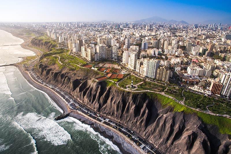 Coast Side of Peru