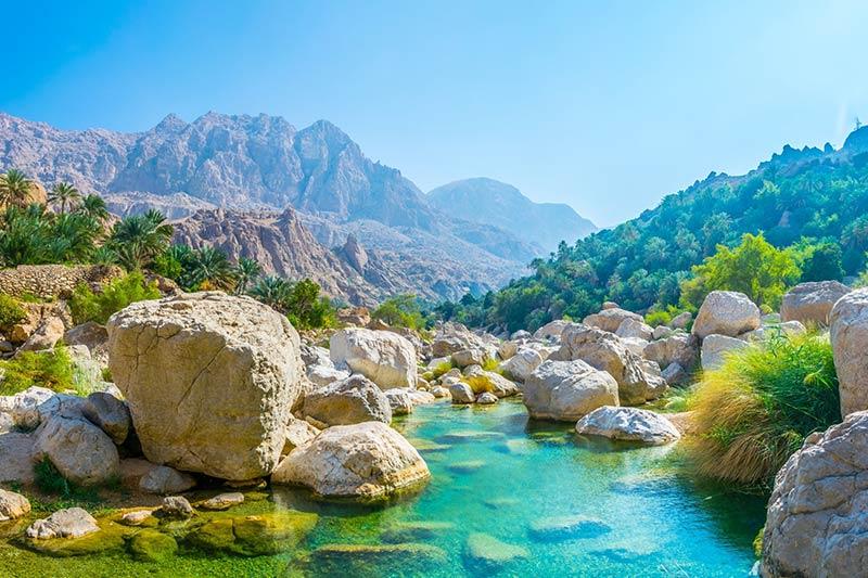 Oman Nature