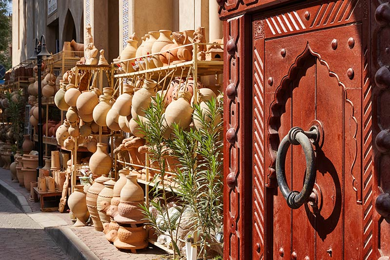 Oman Crafts