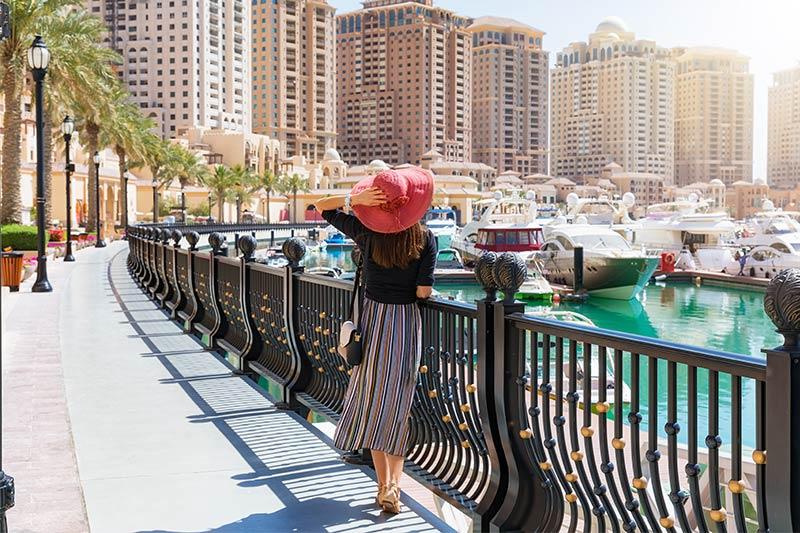 Dubai Kornich
