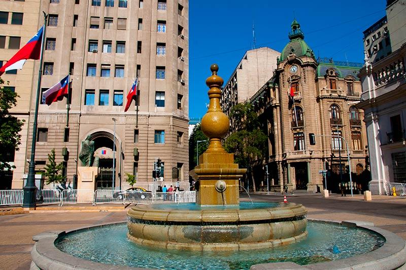 Plaza de la Construction