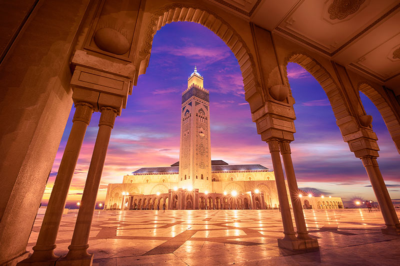 Mohamed II Mosque