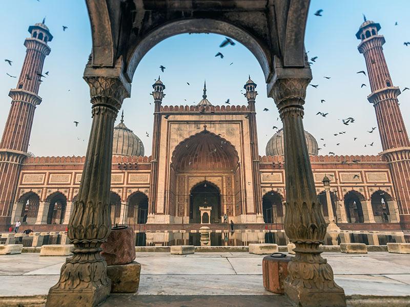 Jama Masjid, Agra