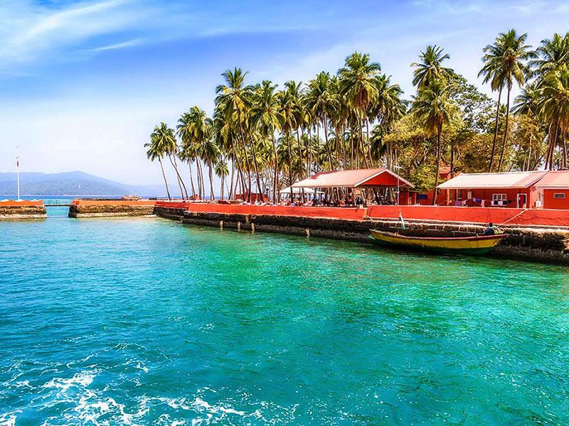 Andaman Island shore